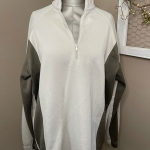 Nike Golf Fit Dry long sleeve pullover size XL